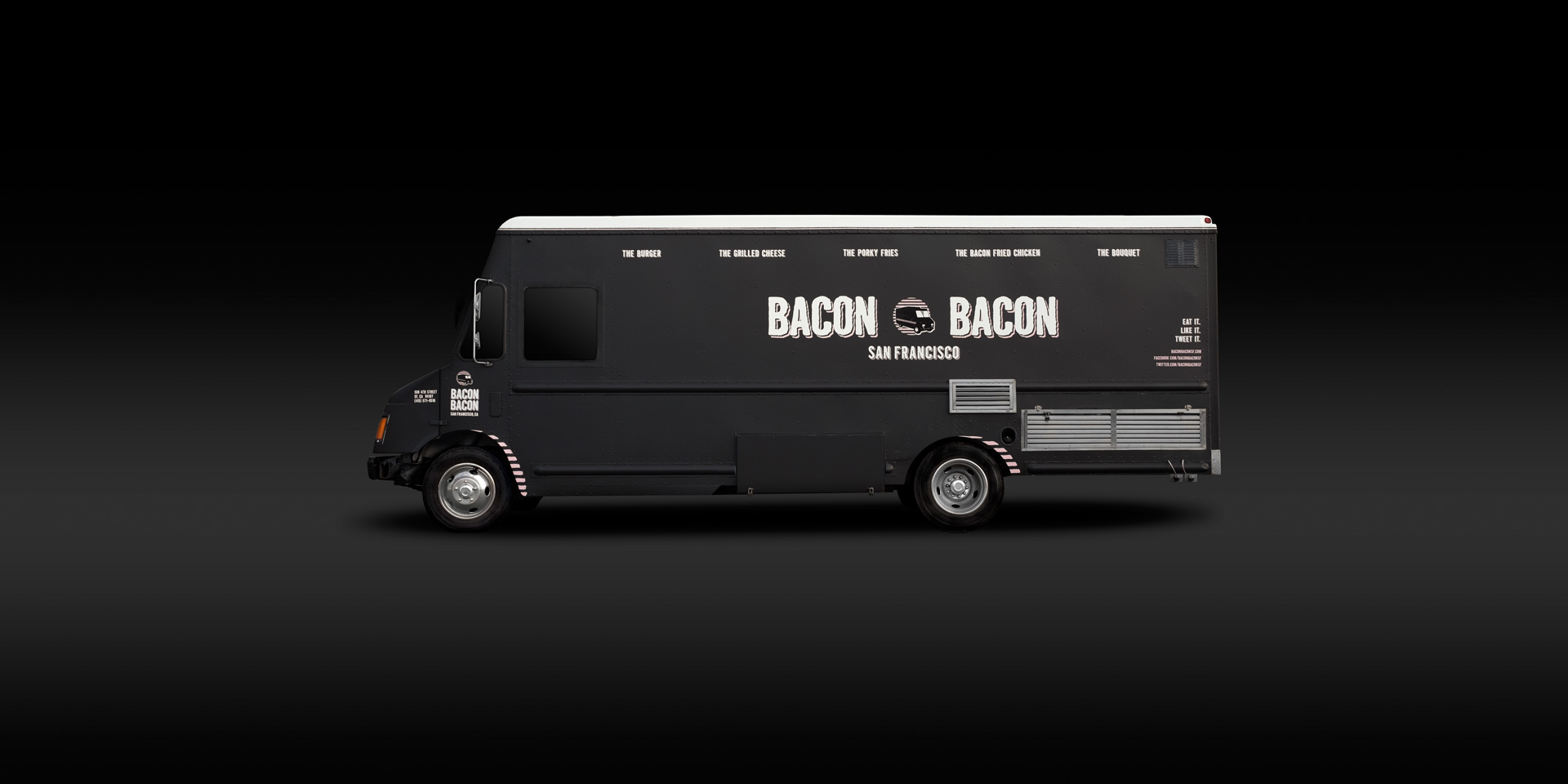 Bacon Food Truck